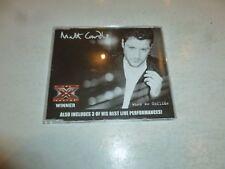 MATT CARDLE - When We Collide - 2010 UK CD single
