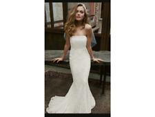 Galina polyester wedding dresses ebay galina wedding dress lace pearl fully beaded sz42 s8551 junglespirit Images