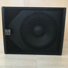 "Martin Audio CDD Series CSX112 Ultra-Compact Subwoofer 12"" (300mm) - Black"
