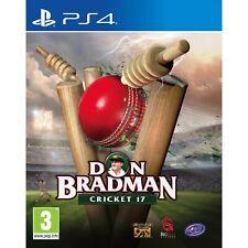 Don Bradman Cricket 17 PlayStation 4 Ps4
