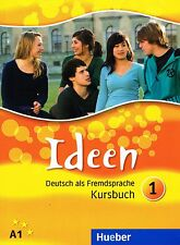 Hueber IDEEN Deutsch als Fremdsprache KURSBUCH 1 Niveau A1 I Krenn Puchta @NEW@