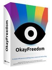 ✅ OkayFreedom Vpn 1 Year | Unlimited | Activation Key