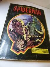 bandes dessinées insolites, spiderman  , N°23 ,1971 (car15)