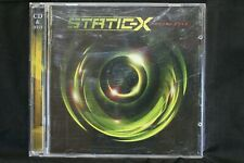 Static-X ‎– Shadow Zone / X-Posed  - CD  (C822)