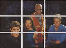 """Angel Season 2 - """"City of Angels"""" Set of 9 Puzzle Chase Cards #CA1-9"""