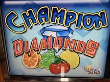 Scheda slot machine Jamma CHAMPION STARGATE (no mame o Naomi o flipper)