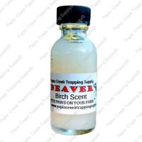 Papio Creek Beaver Birch Smear Scent Lure One Ounce