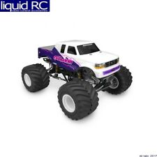 JConcepts 0326 1993 Ford F-250 Super Cab Monster Truck Clear Body Shell