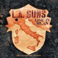 L. A. GUNS - Made in Milan CD + DVD ( LA Guns )