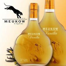 Meukow Vanilla VS cognac liquer - 6 bottles **SALE**
