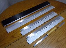 Luthier Tool - GUITAR BASS - FRET SLOTTING JIG PACKAGE