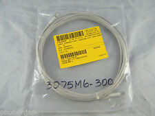 NEW ~ ENDEVCO ~ HARDLINE 25' HIGH TEMPERATURE CABLE ASSEMBLY ~ PART # 3075M6-300