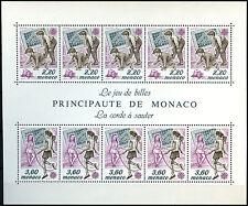 Monaco 1989 SG#MS1949 Europa neuf sans charnière M/S #D40613