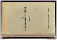 Stamp Publications Royal Philatelic Society The Stamps of GB 1934 VFU X421