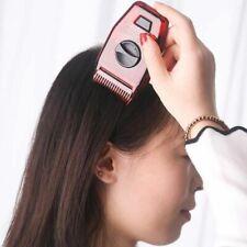 Hair Trimmer Clipper Women Men Cordless Haircut Hairdressing Comb Curler Corner