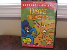 DAVE The Donkey Show & Tell Story Telling Kit Includes1 CD-ROM (PC & MAC)2 Books