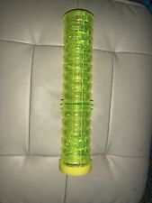 Habitrail Hamster Cage Habitat Add-On Tube 2 Pc 10.5� Long Yellow Tubing & Ring