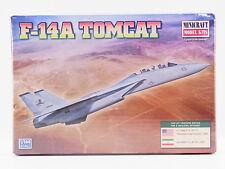 "LOT 14197 Minicraft 14657 ""F-14A TOMCAT"" Avion 1:144 Kit de montage"