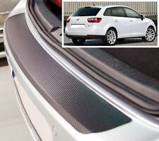 Seat Ibiza ST - Carbon Style rear Bumper Protector