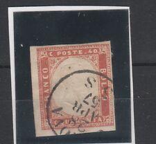 FRANCOBOLLI 1856 SARDEGNA 40 C. A/11898