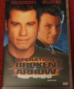 Operation: Broken Arrow ( DVD ) John Travolta