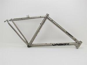 "26"" Lynskey Custom Titanium Frame Mountain Bike Frame, 2007"