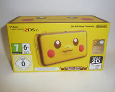CONSOLE NINTENDO NEW 2DS XL PIKACHU EDITION PAL NEW NUOVA