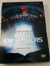 Close Encounters of the Third Kind 2-Dvd Collector's Edition Free Shipping!