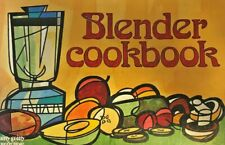 Blender Cookbook-Nitty Gritty Productions-Paul Mayer-1970