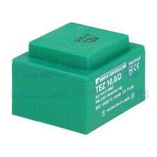 1pcs  Trasformatore incapsulato 10VA 230VAC 12V Montaggio PCB IP00 TELSTORE