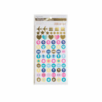 Creative Year Bright Stickers By Recollections™ 498878 NEW