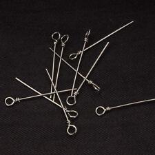 10 Stück Stinger Spikes 30mm Edelstahl für Hechtsystem Raubfisch Drilling Haken