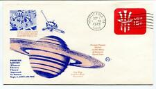 1979 Pioneer Passes Saturn Closest Approach Ames Labs Moffett Field California