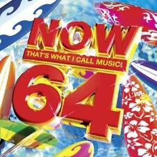 Various Artists : Now That's What I Call Music! 64 CD (2006)