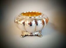 RARE WASTE BOWL FOR TEA SERVICE ONEIDA COMMUNITY SILVER PLATE SHEFFIELD MELON