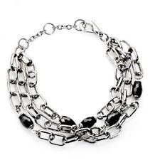 ZOPPINI steel cubic zirconia bracelet bracciale donna acciaio H1090_210B BNIB