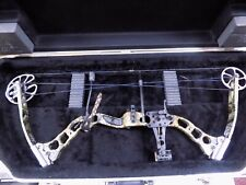 Quest G5 Hammer compound bow 70# Pristine with alot of extras