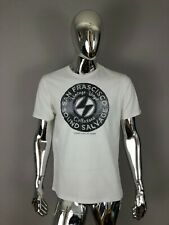 New Cremieux Premium Denim San Francisco White Graphic T-Shirt Size L