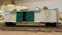 Athearn Ltd. Run HO BB 50' Dbl Dr Boxcar NMRA Calumet Region 1976, Upgraded