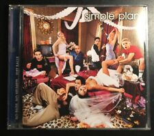 SIMPLE PLAN 'NO PADS,NO HELMETS, NO BALLS' 2004 CD Album