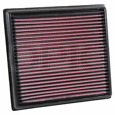 K&N Replacement Air Filter - 33-3040 - Fits Vauxhall, Opel