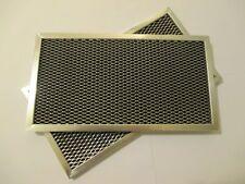 2  Filters SAMSUNG DE63-30016A, DE63-00367A Microwave Charcoal 6 1/8 X 11 X 3/8