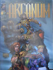 ARCANUM n°1 1997 Brandon Peterson ed. IMAGE Comics  [G.162]