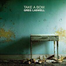 Greg Laswell - Take a Bow (Audio CD - 2010) NEW