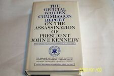 The Official warren commission of the Assassination of John F. Kennedy 1964 USA
