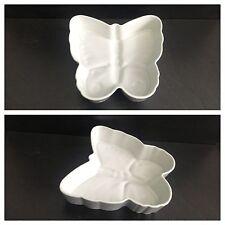 Kuchenform a. Porzellan Auflaufform Schmetterling Backform Muttertag Geschenk