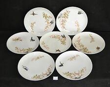 ThriftCHI ~ Haviland & Co. Limoges Game Bird Plates (7)