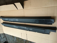 FORD CAPRI SILL with doorstep either LEFT or Right  Fits MK1,2 &3 Badge Recess