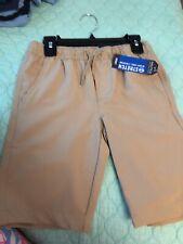 Nautica Uniform Shorts, Wicking Material, Boys Size 8 Nwt (7pair Lot) Navy,Khaki