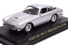 DIE CAST 1:43 - FERRARI 250 GT BERLINETTA LUSSO - GRIGIO CHIARO MET. 1963